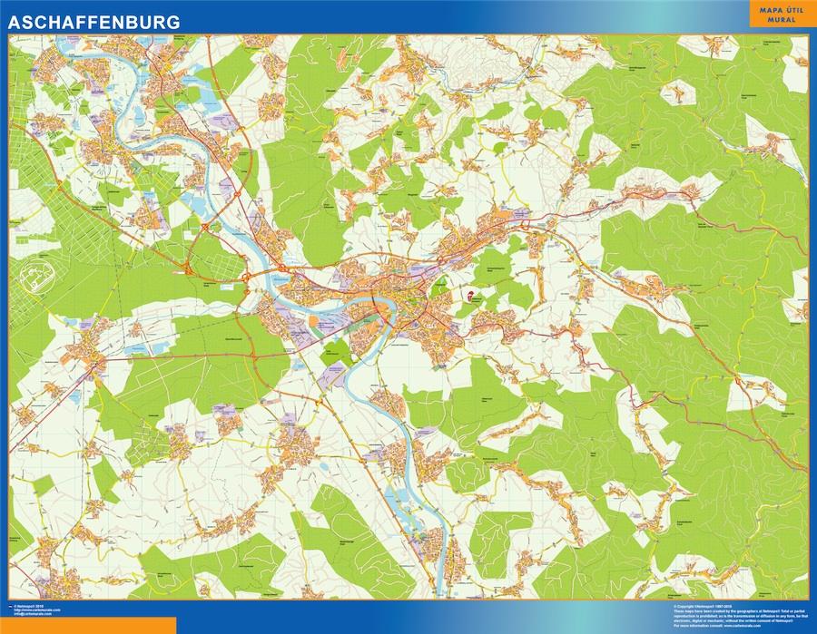 aschaffenburg carte