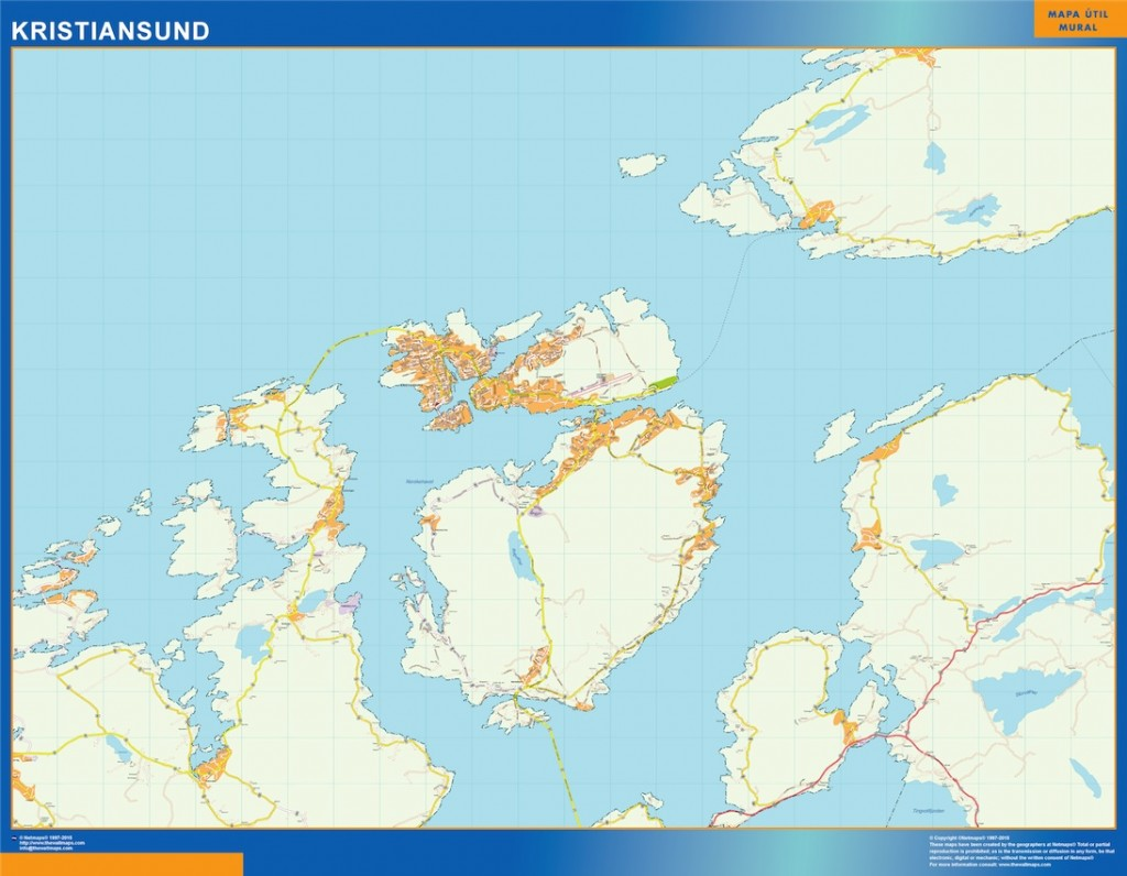 Kristiansund carte