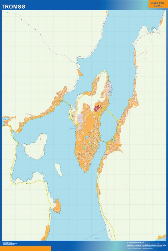 Tromso carte