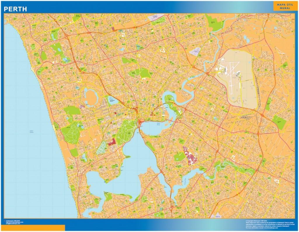 Perth carte