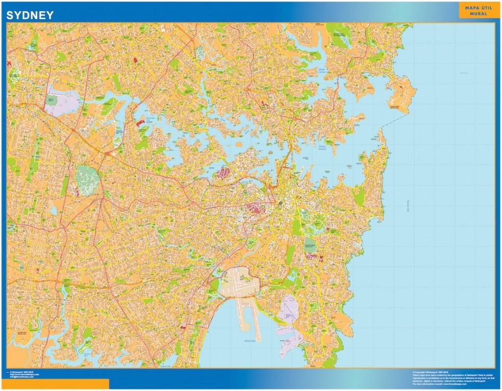 Sydney carte