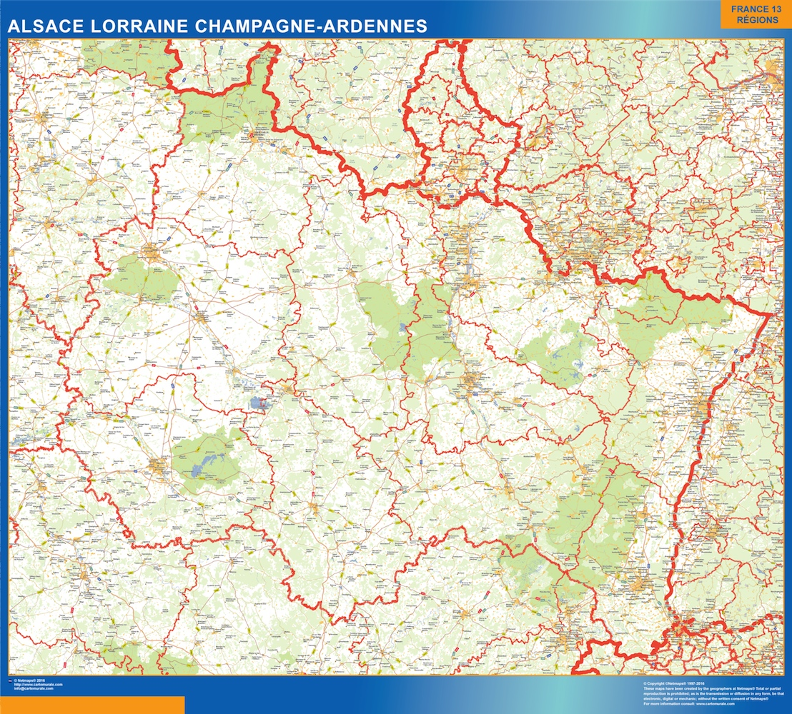 carte-alsace-lorraine-champagne-ardennes