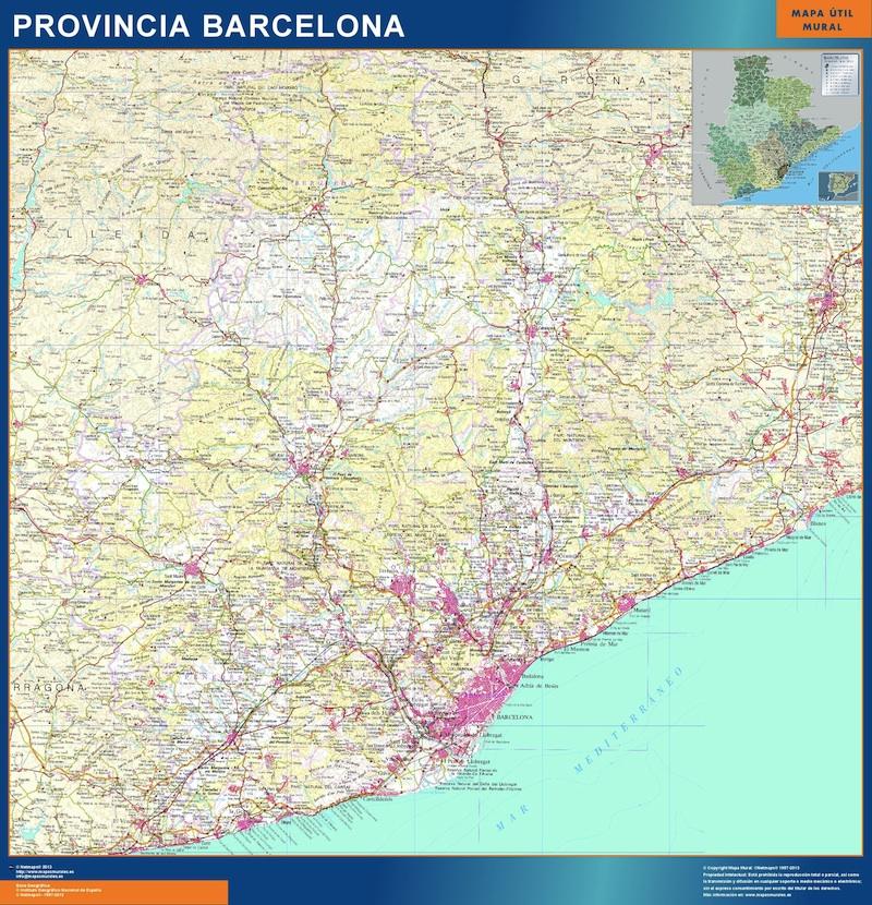 Province Barcelona Espagne