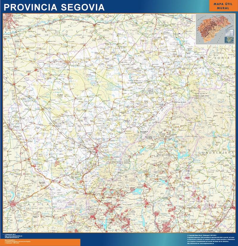Province Segovia Espagne