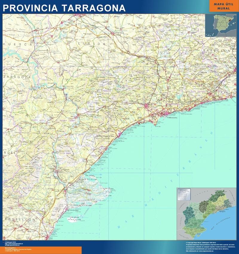 Province Tarragona Espagne